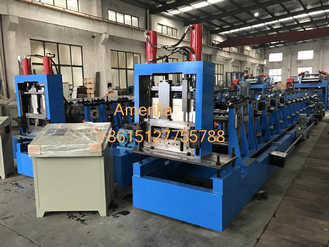 How about the roll forming machine