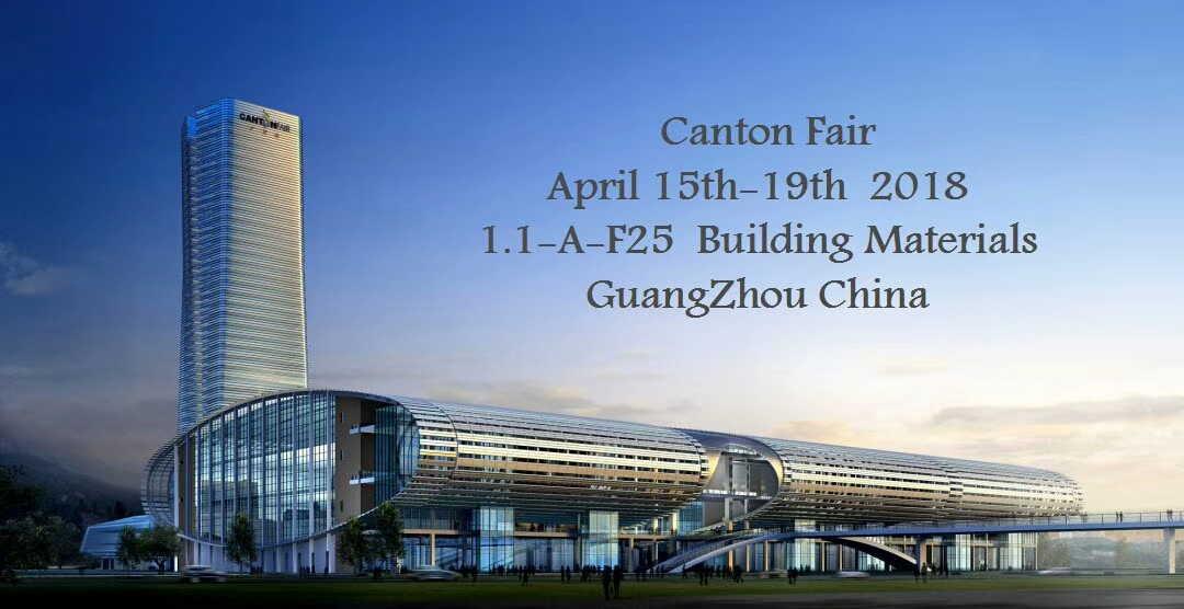 2018.04.15 Canton fair
