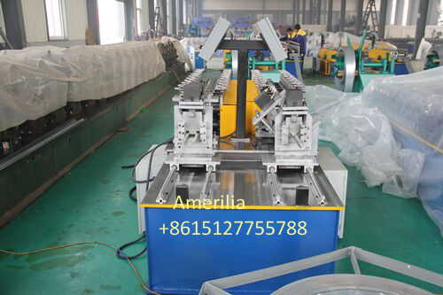 Drywall stud/track roll forming machine