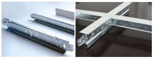 Half Automatic Flat T bar roll forming machine