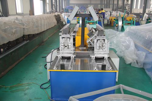 wall angel rolling forming machine