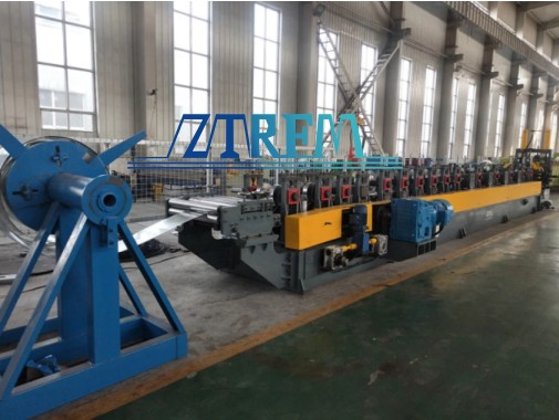 CZ purlin making machine