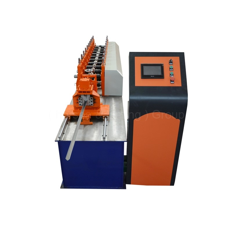 angle keel roll forming machine
