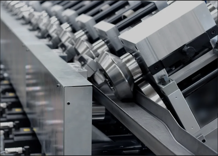 Cold rolling forming machine & Daily Use related for Car window channel rolling machine
